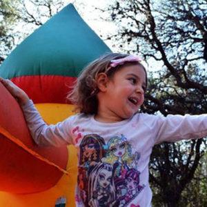 Práctica para llamar la alegría - Fabiana Fondevila