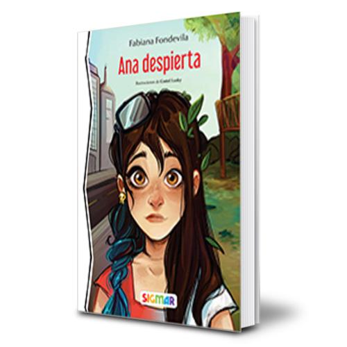 Libro Ana Despierta - Fabiana Fondevila