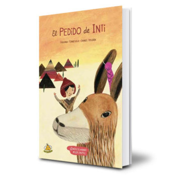 Libro El pedido de Inti - Fabiana Fondevila
