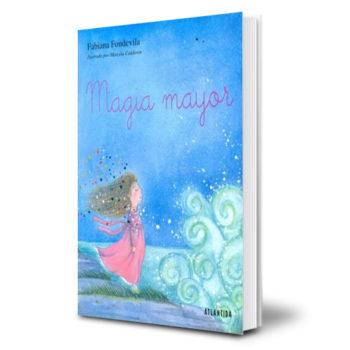 Libro Magia Mayor - Fabiana Fondevila