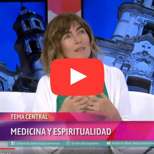 Medicina y Espiritualidad. Fabiana Fondevila
